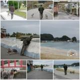 海辺の町散策1