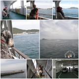 フェリー乗船中2