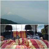 富士山お構いなしのパセ&ポプ