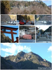 金櫻神社〜昇仙峡