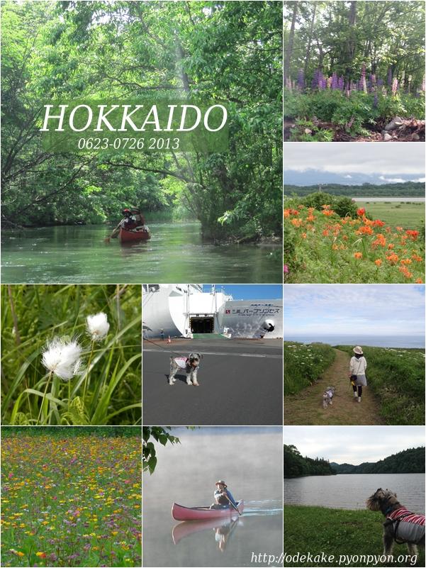北海道37日旅